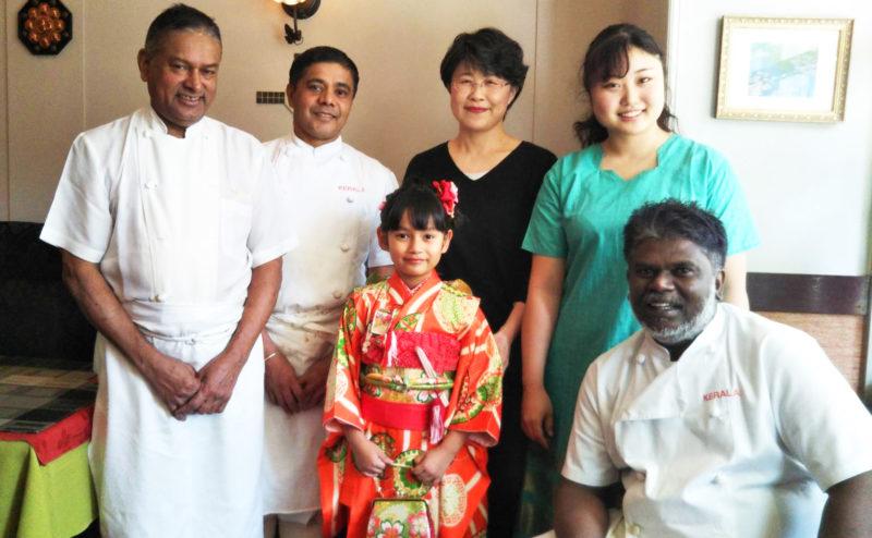 京都市でテイクアウトができるインド料理 ケララ